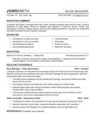 retail management resume examples Roho 4senses