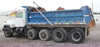 1994 Mack RS688S Quad Axle Dump Truck   Item H6510   SOLD! S... 2008 Freightliner Columbia 120 For Sale 2657 Mack Dump Trucks In Wisconsin For Sale Used On Buyllsearch Truck N Trailer Magazine 2019 Intertional Hx620 1135 Dump Truck Quad Axle S 2000 Kenworth W900 Quad Axle Youtube Trucks In Va Kenworth T800 2611 Heavy Duty Specials And More Used 1999 Mack Ch613 1758 Axle Dump Truck Leaving The Yard