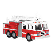 NEW Fire Truck Toy For Boys Toddlers 2 3 4 5 Year Old Boy Kids ...