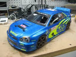 Subaru Blue RC Tech Forums