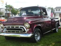 100 Classic Chevrolet Trucks For Sale 1957 Pickup For 6074 Dyler