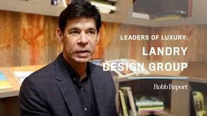 100 Landry Design Group Leaders Of Luxury Series Richard President