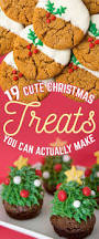 Rice Krispie Christmas Trees Uk by 19 Amazingly Cute Ideas For Christmas Treats That You Can Actually