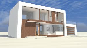 Contemporary House Plans and Modern Designs at BuilderHousePlans