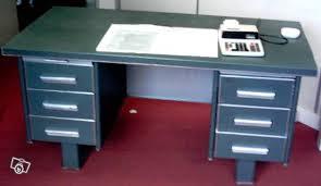 bureau m allique bureau métallique occasion