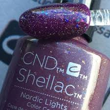 Cnd Shellac Led Lamp Instructions by Cnd Shellac Nordic Lights Uv Led Polish Free Shipping At Nail