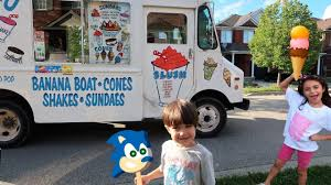 100 Buy Ice Cream Truck Zack From The Truck In Real Life Kids Video