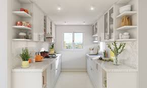 104 Kitchen Designs For Small Space 20 Beautiful Parallel Home Design Cafe