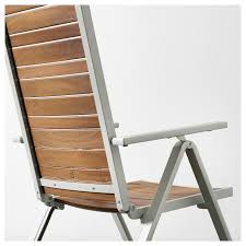 SJÄLLAND Reclining Chair, Outdoor, Light Gray Foldable, Light Brown Kawachi Foldable Recliner Chair Amazoncom Lq Folding Chairoutdoor Recling Gardeon Outdoor Portable Black Billyoh And Armchair Blue Zero Gravity Patio Chaise Lounge Chairs Pool Beach Modern Fniture Lweight 2 Pcs Rattan Wicker Armrest With Lovinland Camping Recliners Deck Natural Environmental Umbrella Cup Holder Free Life 2in1 Sleeping Loung Ikea Applaro Brown Stained