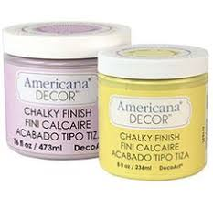 Americana Decor Chalky Finish Paint Colors by Decoart Americana Chalk Paint Colors Distressed Paint And
