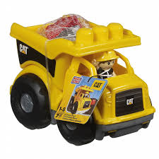 100 Big Toy Dump Truck Mega Bloks CAT Lil Shop Your Way Online Shopping