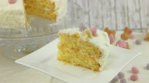 rezept kokos sahne torte leckere oster torte