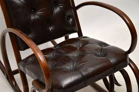 Antique Bentwood & Leather Rocking Chair By Thonet Antique Wooden Chairs Timothykparkcom Dragon Chairs 97 For Sale On 1stdibs Antique Rocking Chair With Tooled Leather Seat Collectors Tips On Checking Rocking Chair With Leather Seat Image And Big Cedar Rocker 19th Century 91 At Attractive Oak Home And Vintage Bentwood By Thonet Best Recliner Used For Chairish