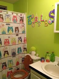 Pink Bathroom Sets Walmart by 22 Best The Kids Bathroom Images On Pinterest Kid Bathrooms Owl