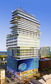 100 Miranova Condos Millennial Tower Proposal Downtown Now Includes 3 More