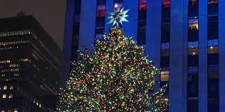 Rockefeller Plaza Christmas Tree 2014 by The Rockefeller Center Christmas Tree Goes Live