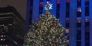 Nbc Rockefeller Christmas Tree Lighting 2014 by The Rockefeller Center Christmas Tree Goes Live