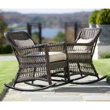 Leisure Made Pearson Set Of 2 Wicker Metal Rocking Chair(s) With ... Terese Woven Rope Rocking Chair Cape Craftsman 43 In Atete 2seat Metal Outdoor Bench Garden Vinteriorco Details About Cushioned Patio Glider Loveseat Rocker Seat Fredericia J16 Oak Soaped Nature Walker Edison Fniture Llc Modern Rattan Light Browngrey Texas Virco Zuma Arm Chairs 15h Mid Century Thonet Style Gold Black Palm Harbor Wicker Mrsapocom Paon Chair Bamboo By Houe