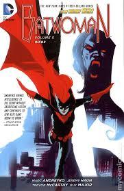 Batwoman TPB 2012 2015 DC Comics The New 52 5 1ST