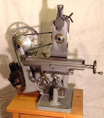 BurkeMillingMachine4horizontalmillmachiningbenchtop Benchtop Mills