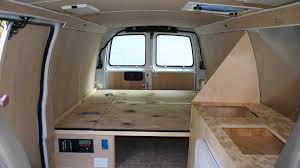 Astro Van Camper