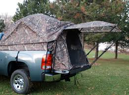 Sports Camouflage 57 Series Above Ground Camping Truck Tent - ABOVE ...