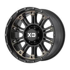 XD Series XD829 Hoss 2 Wheels | Machined Multi-Spoke Truck Wheels ...
