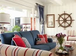 Nautical Style Living Room Furniture by 574 Best Nautical Decor Images On Pinterest Beach House