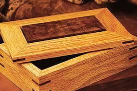 free ornamental box plan