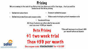 Demo Mondays #33 - Seller Chatbot - ECommerce Facebook Messenger The Ordinary Hyaluronic Acid 2 B5 Hydration Support Formula 30ml Targeted Sephora Coupon In Email 15 Off 50 Muaontcheap Up To 33 Off Nitro Pro 12 Discount 100 Working Can You Crack The Promo Code Find Australian Coupon Codes Deals And More Direct On My Nobrainer Set Business Archives Generate Change Underarmour Caffeine Solution 5 Egcg