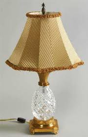 Waterford Lamp Shades Table Lamps by Waterford Hospitality Collection At Replacements Ltd