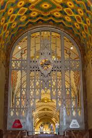 Pewabic Pottery Tiles Detroit by Guardian Building Detroit Interior Clock Jpg