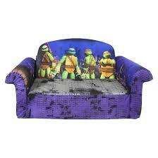 Minnie Mouse Flip Open Sofa by Marshmallow Flip Open Sofa Teenage Mutant Ninja Turtles Target