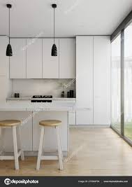 Moderne Weisse Küchen Bilder Moderne Weiße Küche Im Innenraum 273584754