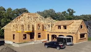 100 House Trusses Roof Systems NuFab Building Products RTM And PreFab