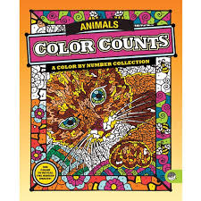 Enchanting Color By Number Books Emejing Coloring For Adults Photos