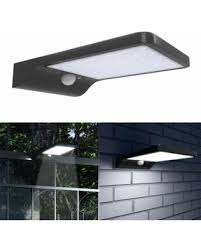 slash prices on zimtown 42 led gutter solar lights outdoor