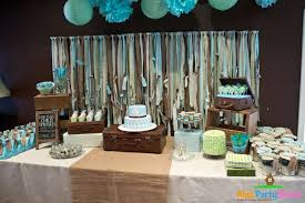 A Rustic Shabby Chic Themed Christening