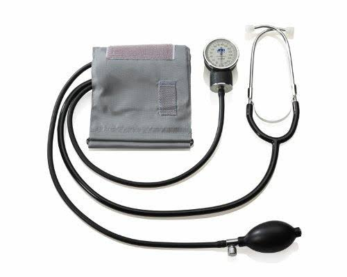 LifeSource Ua-101 A and D Medical Aneroid Blood Pressure Kit