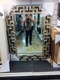 Mirror from homegoods Home ideas