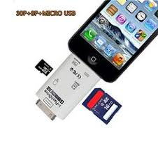 Lightning iFlash Micro SD Card Reader for iPhone 6 6s Plus 5 5S 4S