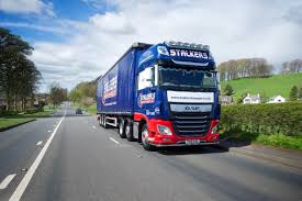100 Daf Truck DAF New XF Delivers Fuel Economy Boost For Stalkers News