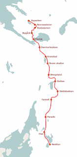 List of Bergen Light Rail stations