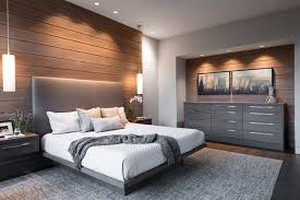 The Cliffs at Walnut Cove Modern Bedroom Other by Samsel