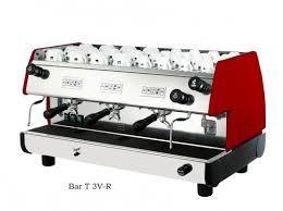 La Pavoni BAR T 3V B R Commercial Volumetric Espresso And Cappuccino