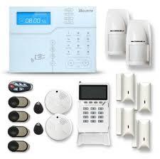 alarme maison sans fil gsm modèle shb4 v2 alarmes