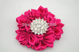 How To Make A Paper Ribbon Flower