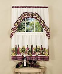 Wine Themed Kitchen Set by Amazon Com Wine Themed Plastic Placemats Set Of 4 Home U0026 Kitchen