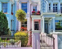 104 Notting Hill Houses Etsy