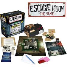 Cabinet Dept Crossword Puzzle Clue by Spin Master Games Escape Room The Game Walmart Com